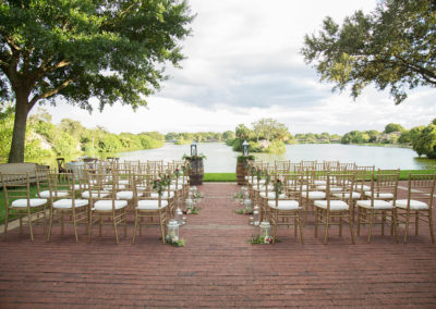 Wedding Ceremony - Outdoor Wedding Venue